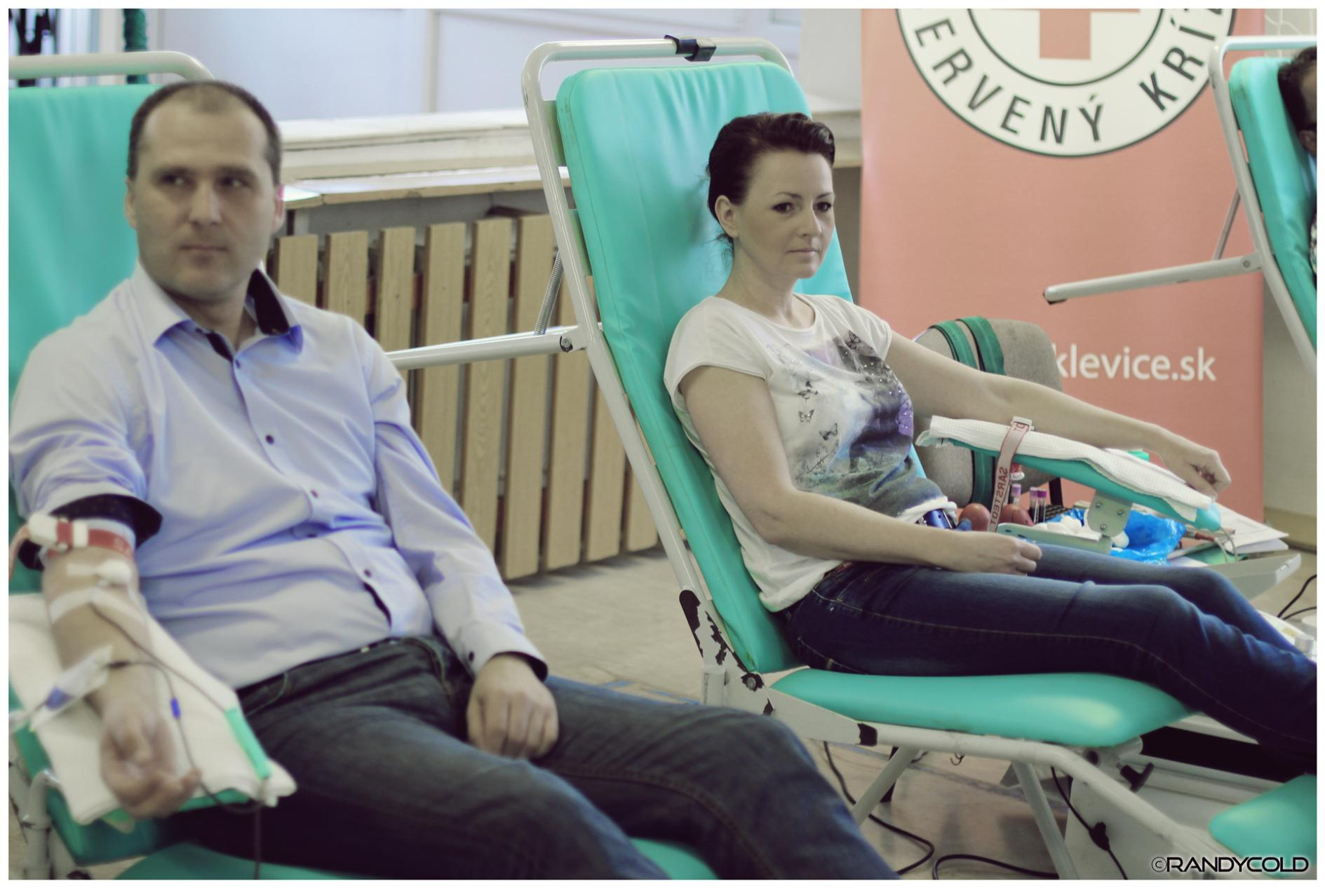 Učiteľská kvapka krvi 2015