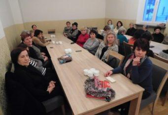 Zhromaždenie členov MS SČK Istebné