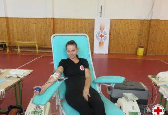 Neoceniteľná práca MS SČK na Orave pri organizovaní mobilných odberov krvi