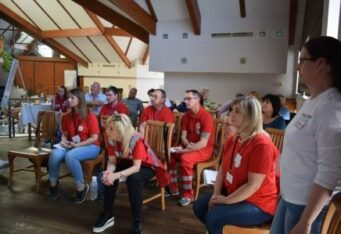 Cezhraničná spolupráca Červeného kríža!: Záverečná konferencia o odbornej spolupráci