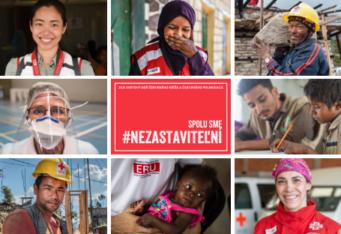 Tlačová správa – Svetový deň Červeného kríža a Červeného polmesiaca 2021