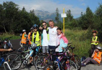 Letný rekondičný bicyklový tábor 2015