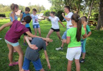 Letný rekondičný tábor 2014