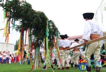 Májový kultúrny festival v Partizánskom