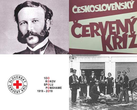 Slovenský Červený kríž oslavuje storočnicu