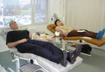 Študentská kvapka krvi 2008