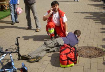 Svetový deň prvej pomoci 2008