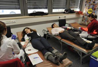 Valentínska kvapka krvi 2012