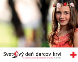 Svetový deň darcov krvi 2016