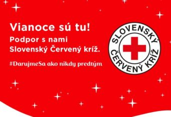 Coca-Cola pomáha Červenému krížu veľkou vianočnou kampaňou #DarujmeSa