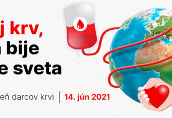 Svetový deň darcov krvi 2021
