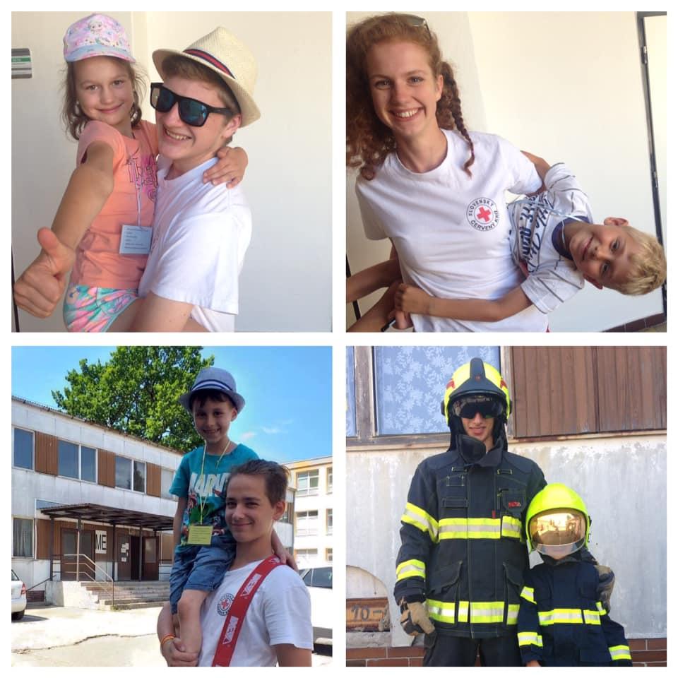 Detský letný prímestský tábor ZÁCHRANÁRIK