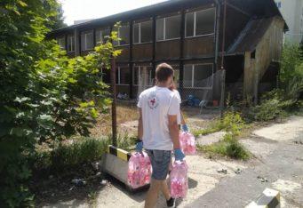 Pitný režim v horúcich dňoch pre ľudí bez domova