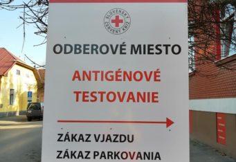 Otvárame Odberové miesto pre anitgénové testovanie na ochorenie COVID-19 v Žiline!