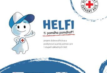 Projekt Helfi ti pomáha pomáhať!